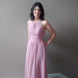 Azazie Bonnie Bridesmaid Dress in Dusty Rose